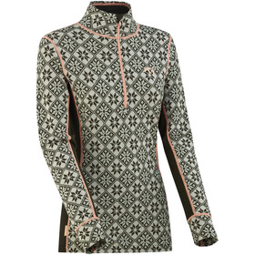 Kari Traa Rose Half-Zip Shirt Dam Woods